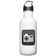 Kamera-Symbol Water Bottle