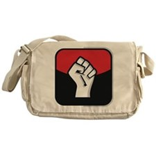 Faust-Symbol Messenger Bag