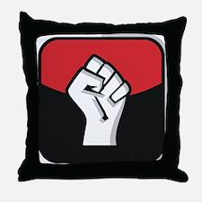 Faust-Symbol Throw Pillow