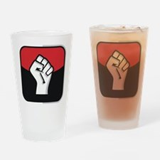 Faust-Symbol Drinking Glass