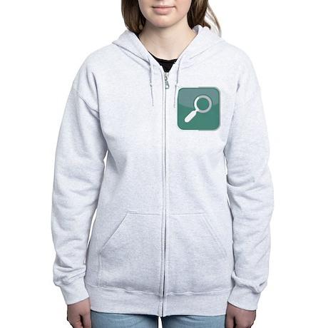 Lupen-Symbol Women's Zip Hoodie