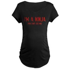 I'm a Ninja (You can't see me) T-Shirt