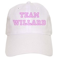 Pink team Willard Baseball Cap