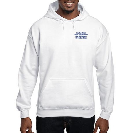 A.M.E. Hooded Sweatshirt