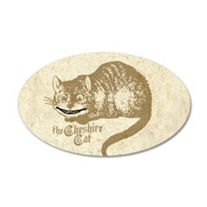 Cheshire Cat Wall Decal