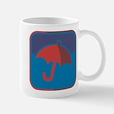 Regenschirm-Symbol Mug