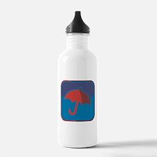 Regenschirm-Symbol Water Bottle
