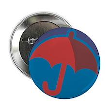 """Regenschirm-Symbol 2.25"""" Button"""