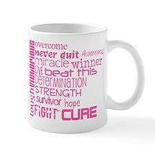 BCA Words Mug