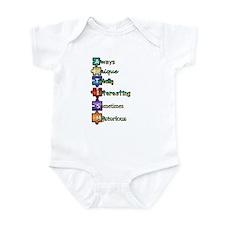 Autism Infant Bodysuit