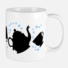 Tumbling Tea Party Mug