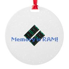 memoryisram.png Ornament