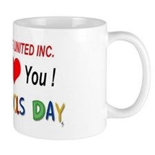 April Fool Lovers United Mug
