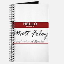 mattfoley.png Journal