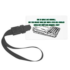 zx81.png Luggage Tag