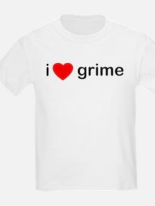 I Love Grime DJ T-Shirt