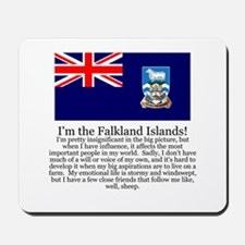 Falkland Islands Mousepad
