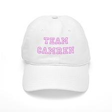 Pink team Camren Baseball Cap