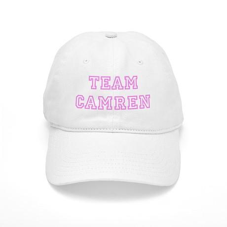 Pink team Camren Cap