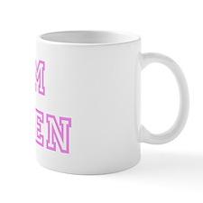 Pink team Camren Mug