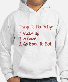 Things To Do Today Hoodie
