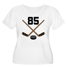 Hockey Player Number 85 T-Shirt