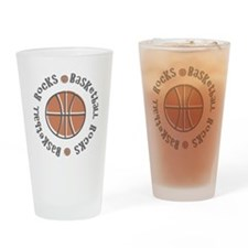 Cute March madness Drinking Glass