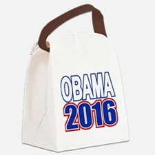 Obama 2016 Canvas Lunch Bag