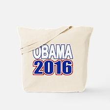 Obama 2016 Tote Bag