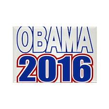 Obama 2016 Rectangle Magnet