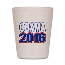 Obama 2016 Shot Glass