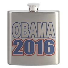 Obama 2016 Flask