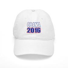 Obama 2016 Baseball Cap