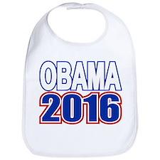 Obama 2016 Bib