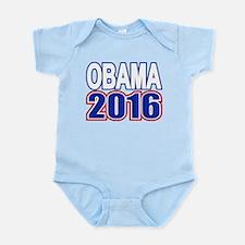 Obama 2016 Infant Bodysuit