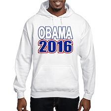 Obama 2016 Hoodie