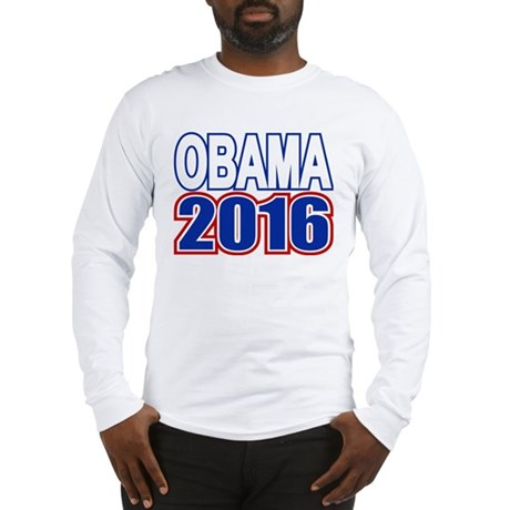 Obama 2016 Long Sleeve T-Shirt
