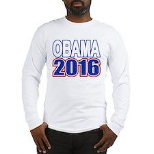 Obama 2016 Long Sleeve T-Shirt