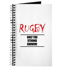 Only Strong Survive Rugby Journal