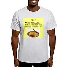 self actualozation T-Shirt