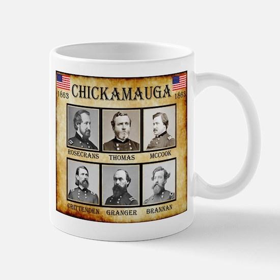 Chickamauga - Union Mug