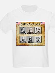 Chickamauga - Union T-Shirt