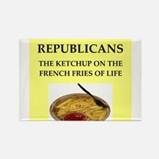republicans Rectangle Magnet