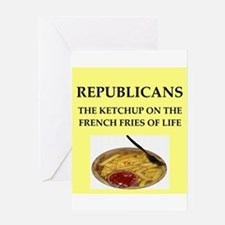 republicans Greeting Card