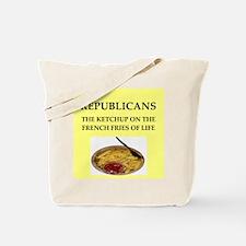 republicans Tote Bag