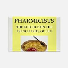 pharmacist Rectangle Magnet (10 pack)