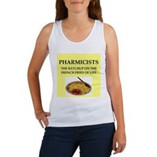 pharmacist Women's Tank Top