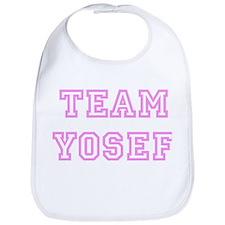 Pink team Yosef Bib
