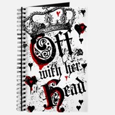 Off With Her Head Journal