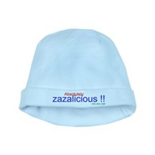 "Joey ""ZAZAlicious"" baby hat"